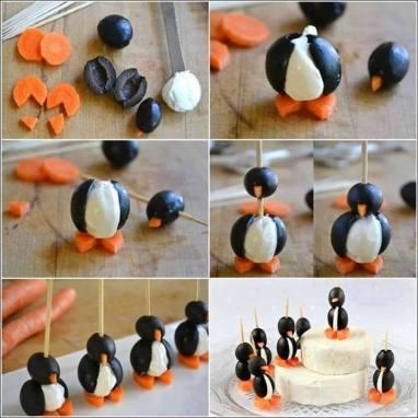 On va manger du pingouin ce soir !